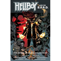 Hellboy and the B.P.R.D.:...